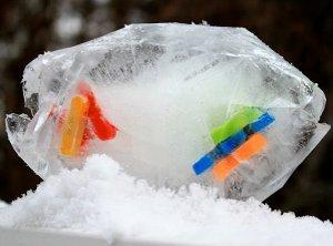 Icy Treasure Hunt