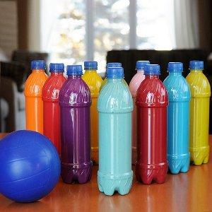Plastic Bottle Bowling