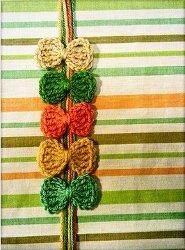 Super Simple Crochet Bows