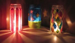 Fairytale Twinkle Jars