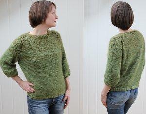 Свет свитер