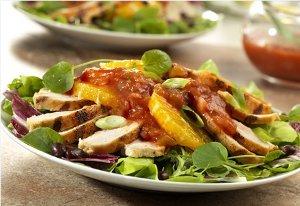 Southwestern Grilled Chicken Salad