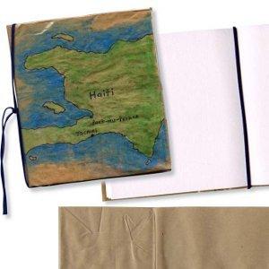 Paper Bag Travel Journal