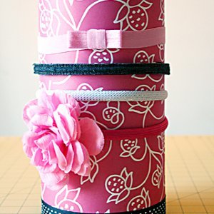 Embellished Headband Can