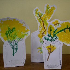 Still Life Flower Vases