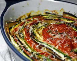 Easy Meatless Vegetable Lasagna
