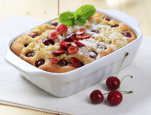 Cherry Dessert Casserole