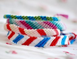 Colorful Custom Bracelets for Kids