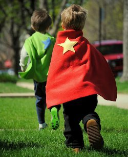 Star Power Superhero Cape