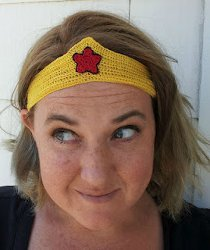 ImageWonder Woman Headband
