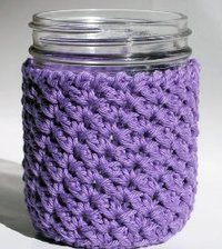 Wide Mouth Canning Jar Cozy