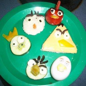 Angry Birds Bites