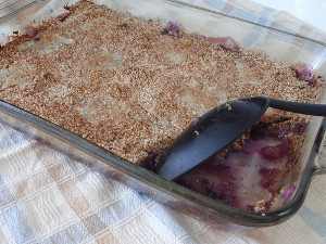 Gluten-Free Cherry Cobbler Recipe