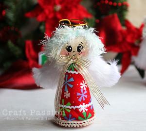 Christmas Angel Pattern
