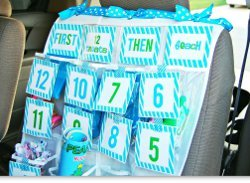 Colorful Roadtrip Countdown Summer Printables
