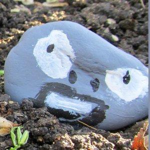 Plants Vs. Zombie Garden Stones
