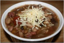 16 Bean Soup Recipe