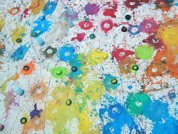 Splatter Art Paint Bombs