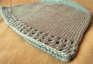 Lacy Beanie Pattern