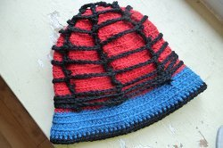 Spiderman Hero Hat