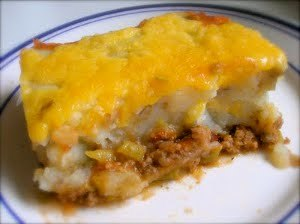 Quick and Easy Shepherd's Pie