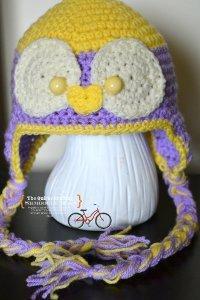 Baby Bird Hat