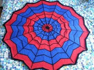 Spiderman Blanket