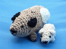 Crochet Guinea Pigs