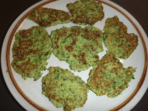 Poor Man Zucchini Fritters