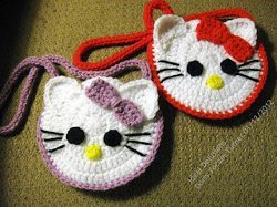 Kitty Pocket Change Purse