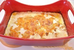 Super Cheesy Scalloped Potatoes