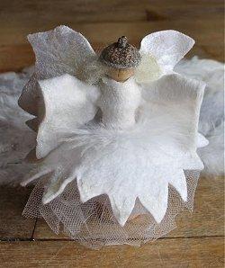 Elegant Winter Queen