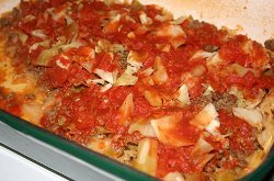 Tasty Cabbage Roll Casserole