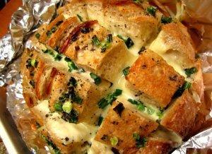Pull-Apart Cheesy Party Bread