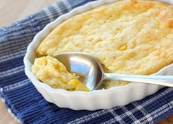 Corn Pudding: The Easy Way