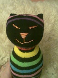 Sock Cat Tutorial