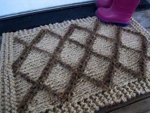 Garden Twine Doormat