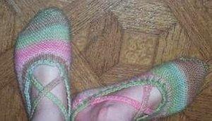 Last Minute Slippers