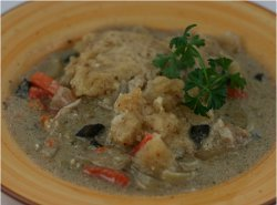 Slow Cooker Chicken and Dumplings Soup