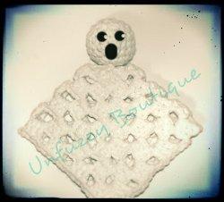 Baby Ghost Blanket