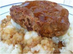 All-Day Pork Chops