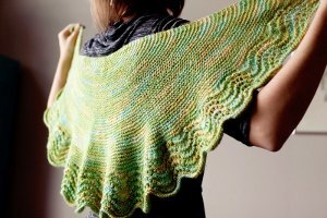Little House on the Prairie Shawl