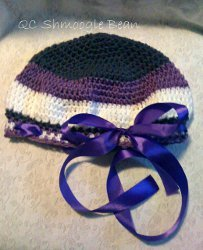 Basic Beret with Bow