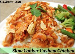 Classic Cashew Chicken