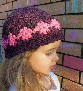 Perenni Crochet Hat