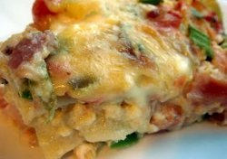Breakfast Tortilla Casserole