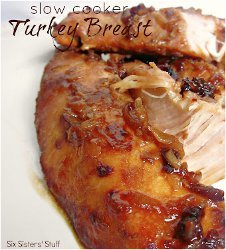 Tender Turkey Breast for Slow Cooker
