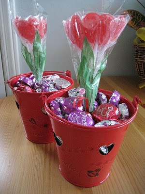 Flower Pot Valentine