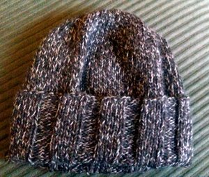 Simple Wide Brim Hat