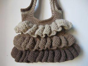 Ruffle Bag